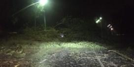 Storm houdt lelijk huis in Koksijde