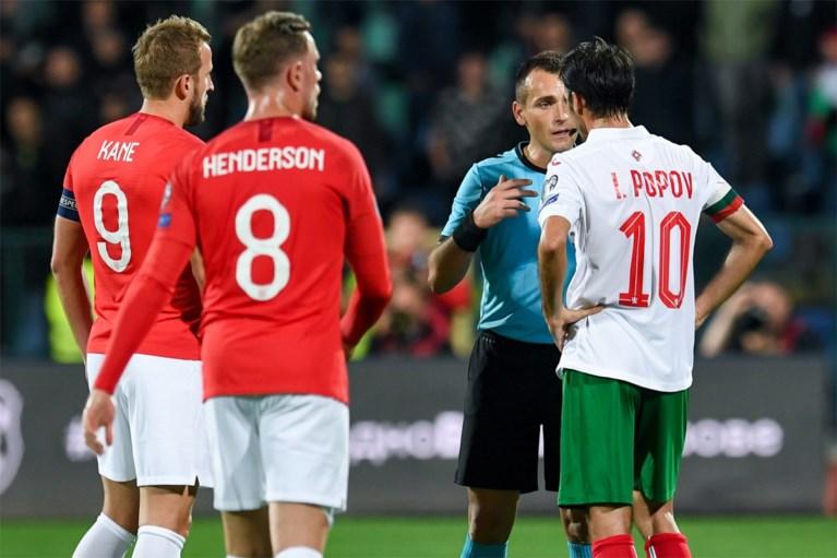 Bulgaarse bondsvoorzitter stapt dan toch op na racisme-rel tegen Engeland, spelers en bondscoach minimaliseren de feiten