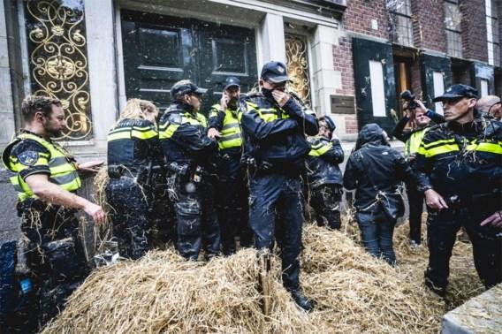 Boze Nederlandse boeren halen bijna slag thuis