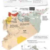 Beperkt Assad zich tot Manbij en Kobani?