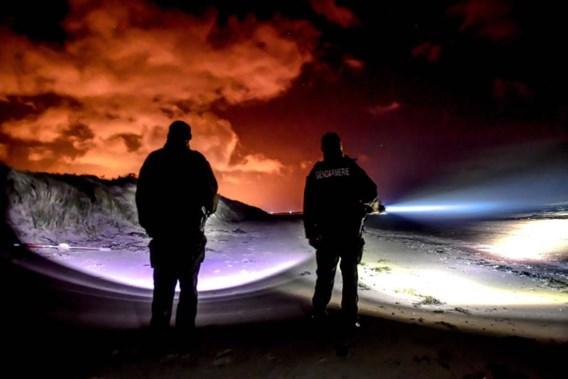 Twee migranten dood teruggevonden op strand van Le Touquet