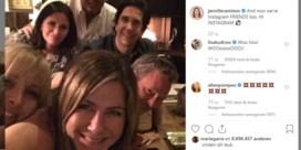 Jen en haar 'Friends'
