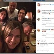 Nu ook op Instagram: Jen en haar 'Friends'