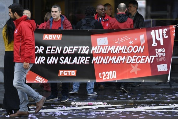 Geen akkoord over hoger minimumloon