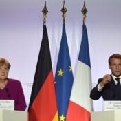 Macron: 'Brexit-akkoord wordt gefinaliseerd'