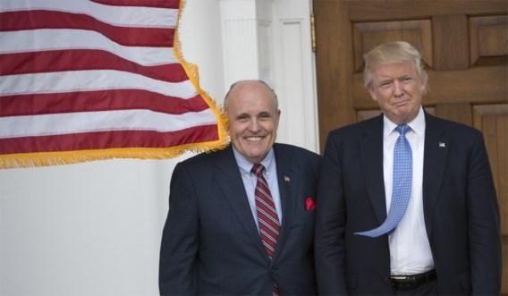 Advocaat Trump: 'Ik zal niet deelnemen aan onwettig impeachmentonderzoek'