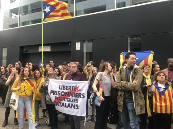 Catalanen ketenen zich vast aan Europees Parlement