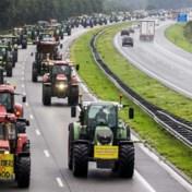 Opnieuw enorme files verwacht in Nederland door protesterende boeren