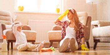 Maak je huis winterklaar en gezond schoon met stoom