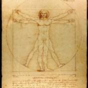 'Man van Vitruvius' mag dan toch naar het Louvre