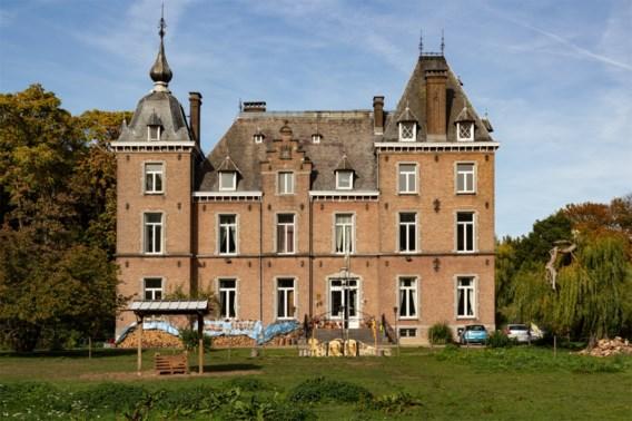 Te koop: beschermd kasteel aan de Demer
