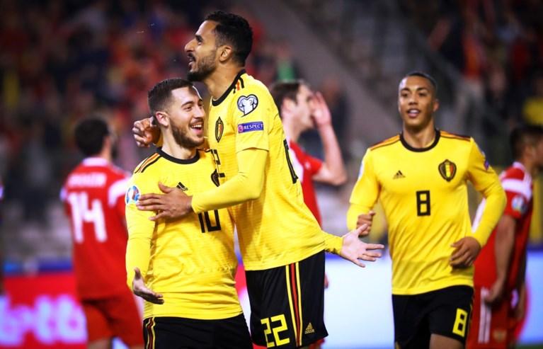 Rode Duivels komen in groep met Rusland op eindtoernooi EURO 2020