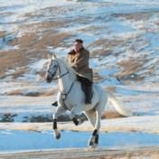 Kim Jong-un met wit paard naar heilige berg: weer belangrijke beslissing op komst?