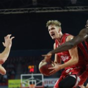 Antwerp Giants na felle kamp en voor 9.000 toeschouwers onderuit in Champions League basketbal