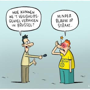 Cartoon van de dag - oktober 2019