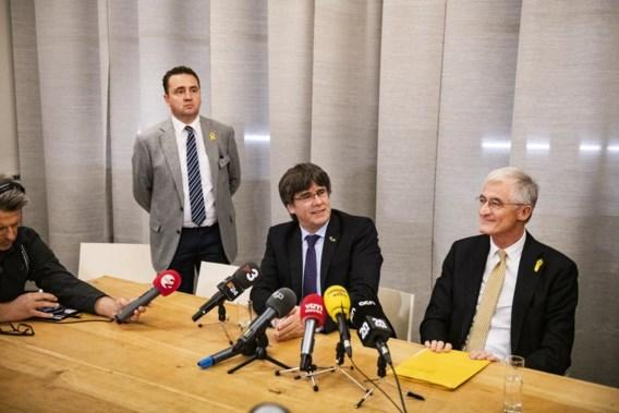 Puigdemont: 'Belgische justitie beslist, ik zal dat respecteren'