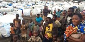 Honderdduizenden Congolezen op zoek naar voedsel, water en onderdak