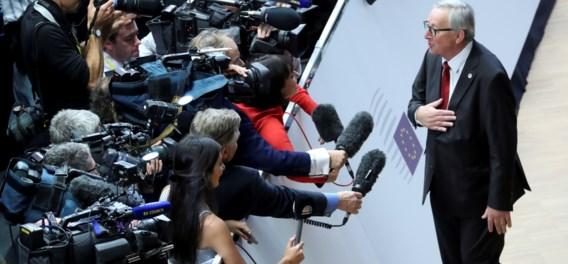 Juncker: EU geeft geen uitstel meer