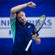 David Goffin ontgoochelt voor eigen volk en wordt op European Open meteen uitgeschakeld door jonge Fransman