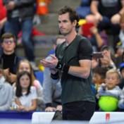 EUROPEAN OPEN. Andy Murray rukt op naar kwartfinales, topreekshoofd Monfils moet afdruipen in Antwerpen