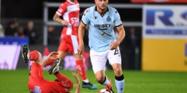 Niet wervelend, maar Club Brugge dient Moeskroen thuisnederlaag toe
