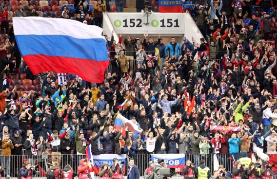 Russische en Kosovaarse teams mogen van UEFA niet meer tegen elkaar uitkomen