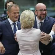 'President' Michel moet meteen vol aan de bak