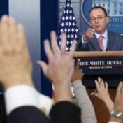 Stafchef Witte Huis doet verrassende uitspraken over hulp aan Oekraïne