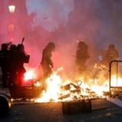 Betogers clashen opnieuw met politie in Barcelona