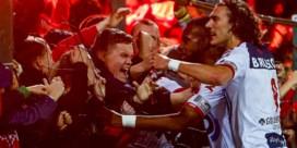 Kortrijk wint voor zesde opeenvolgende keer van Zulte Waregem