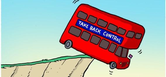 Cartoon van de dag - oktober 2019