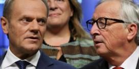 'Johnson zal brief met verzoek tot uitstel sturen naar Tusk'