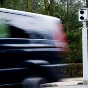 Record van 2 miljoen pv's voor overdreven snelheid in eerste helft 2019