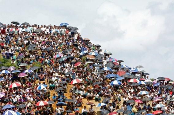 'Duizenden Rohingya-vluchtelingen bereid naar Bengalees eiland te verhuizen'