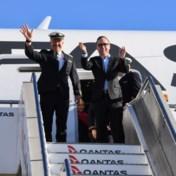 Testvlucht Qantas van bijna 20 uur succesvol afgerond: 'Lang wakker blijven was grootste probleem'