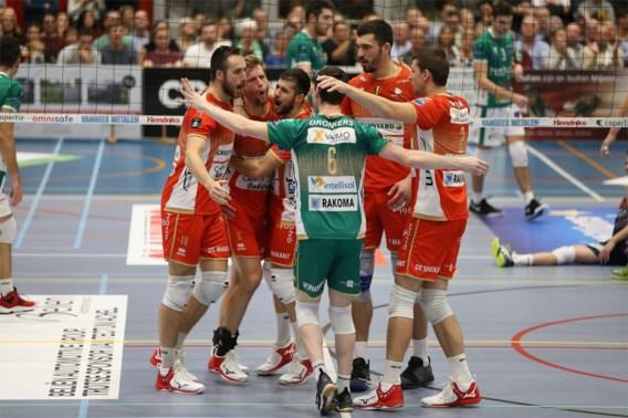 Maaseik en Roeselare zonderen zich al af na twee speeldagen in EuroMillions Volley League