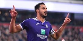 Nacer Chadli loodst Anderlecht naar ruime zege tegen STVV