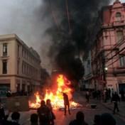 Dodental rellen in Chili stijgt tot zeven