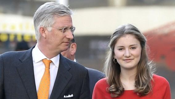 Verjaardagsfeest voor prinses Elisabeth komt live op televisie