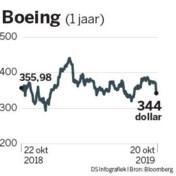 Boeing bloedt