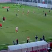 Europese jeugdwedstrijd ontaardt volledig: tachtig gewapende hooligans vallen weerloze supporters en spelers van Bayern aan