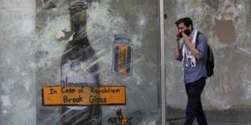 Libanese betogers winnen eerste veldslag