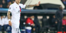Club Brugge maatje te klein voor PSG: 0-5