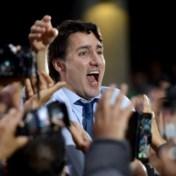 Liberalen van Trudeau sterkste in Canadese parlementsverkiezingen