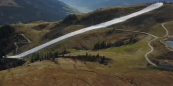 In dit Oostenrijks skioord kunt u skiën op de sneeuw van vorig jaar