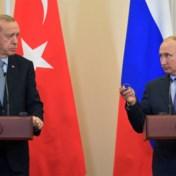 Ook Rusland gunt Turkije bufferzone in Syrië