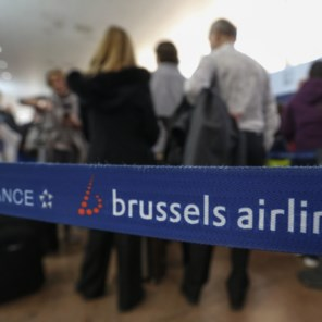 Wachttijden tot een uur aan veiligheidscontrole op Brussels Airport