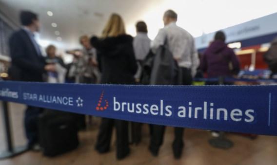 Actie bewakingsagenten leidde tot lange wachtrijen op Brussels Airport
