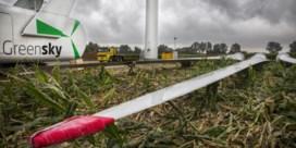 Lobby tegen windmolens belegert Zuhal Demir
