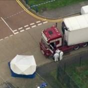 Britse politie: 'Vrachtwagen met 39 lichamen kwam uit Zeebrugge'